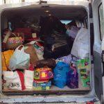Recollida de joguines i roba